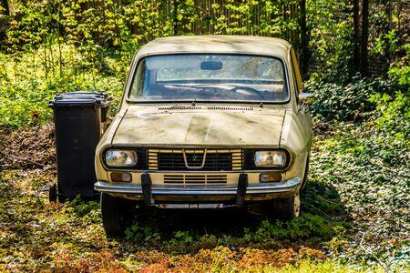 GDR car from Romania