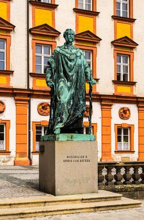Statue of Maximilian II Bayreuth