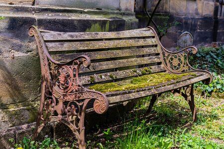 old Vintage bench
