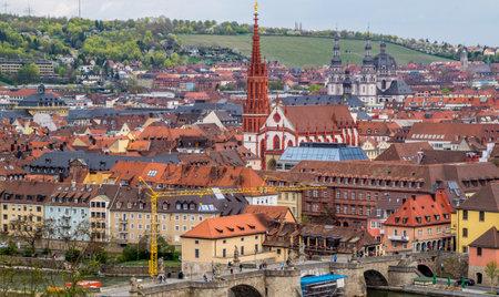 Wuerzburg in Germany