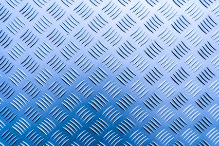 checker plate blue texture