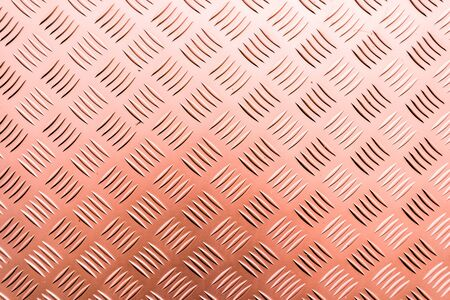 Checker plate red texture