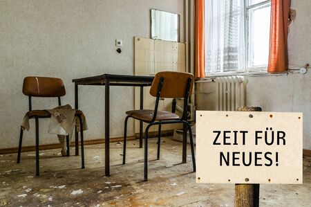 Old GDR room