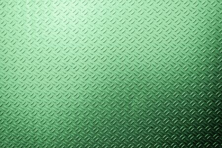 Checker plate green