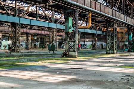 Lost Places GDR Fabrik