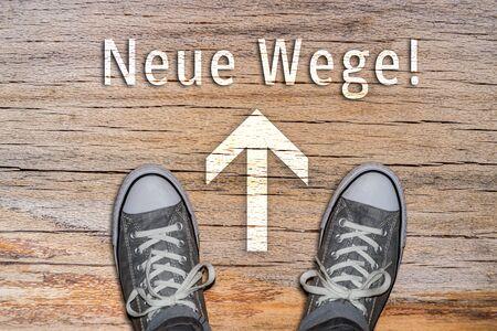 New ways shoes Zdjęcie Seryjne