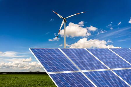 Wind-Solar Park