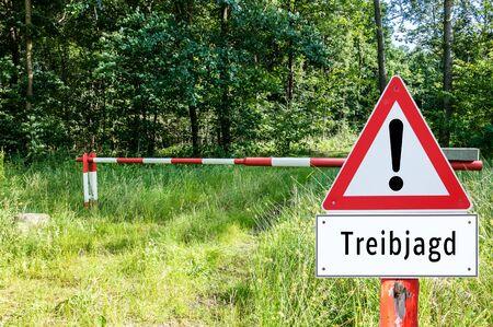 Warning Sign Hunt