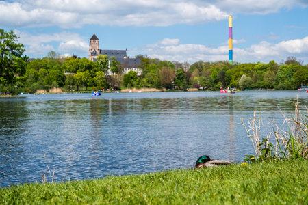 Castle Park Chemnitz