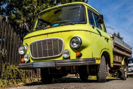 GDR pickup truck Redactioneel