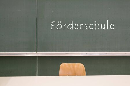 school kind in Germany Фото со стока - 130206778