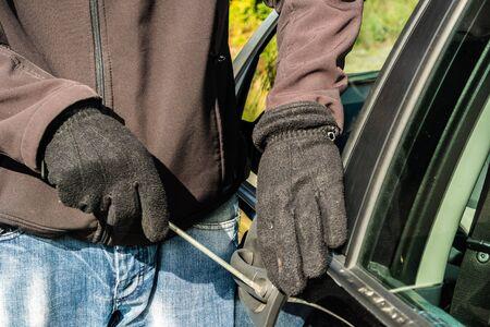 criminals Car Theft