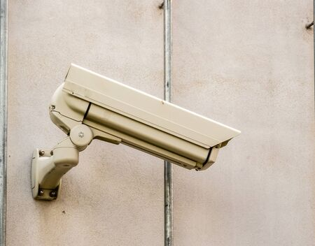 Camera Security Protection Banque d'images