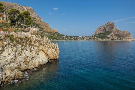 Sant' Elia small fishing village Sicily