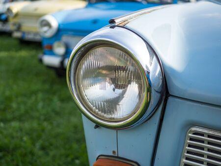 GDR Trabant 601