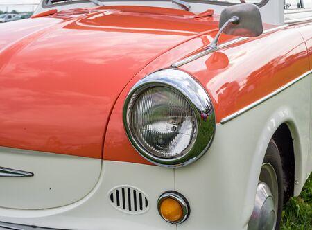 Old  classic car Stockfoto