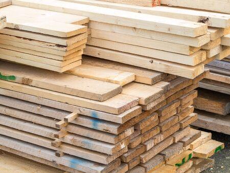 Sawn timber Construction