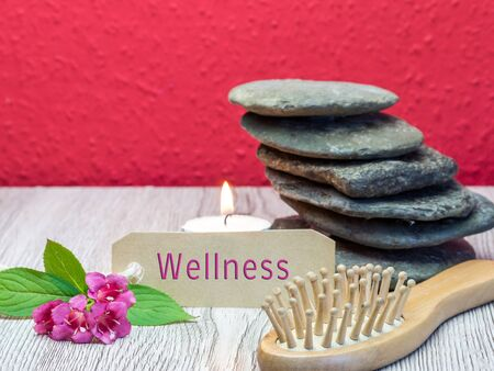 Decoration Wellness template