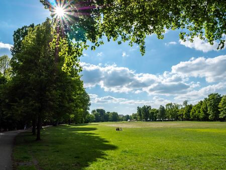 Parc Woehrder Meadow à Nuremberg