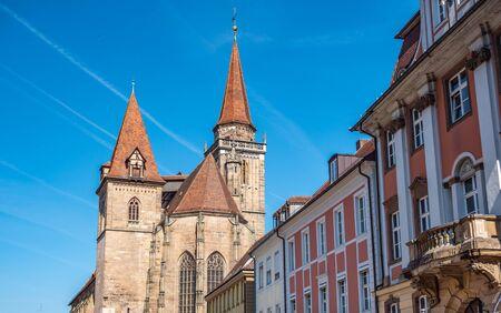 Église Saint Johannis à Ansbach Moyenne-Franconie