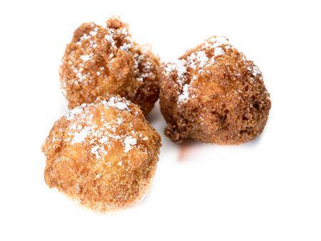 fresh quark balls isolated