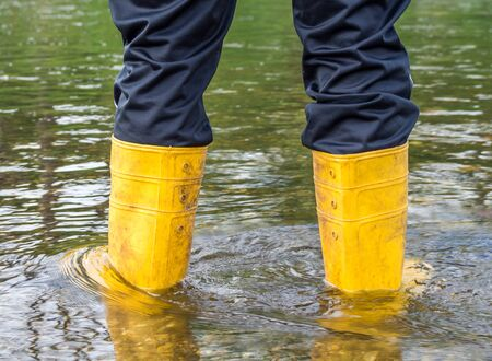 Boots in high water Climate change
