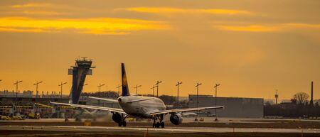 Panorama Nuremberg Airport