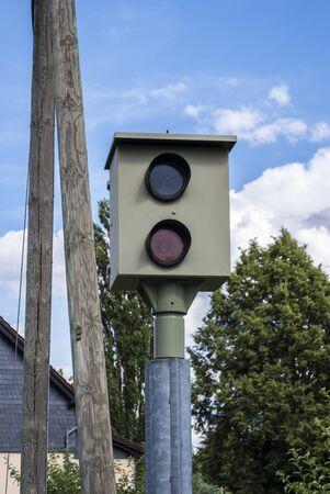 German Radar Control