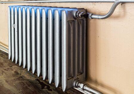Old heating Stock fotó