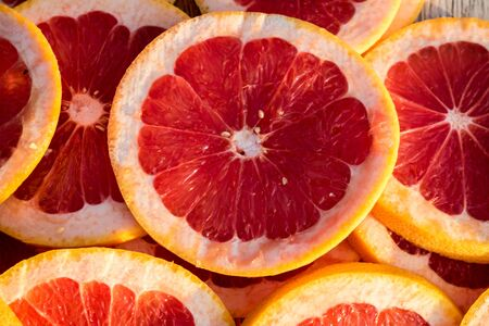 Blood Orange Texture