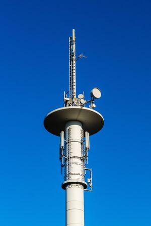 Transmission mast dangerous due to electro smog