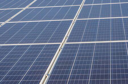 Solar panel background solar technology Фото со стока