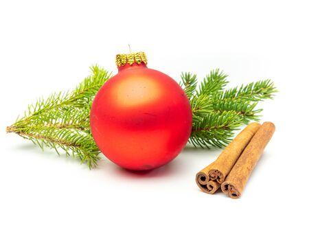 Template for the Christmas season