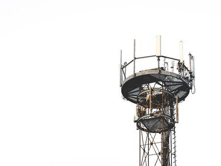 Electrosmog transmission tower