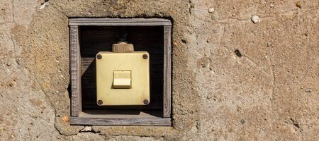 Panorama time for a new light switch Stock fotó - 149566121