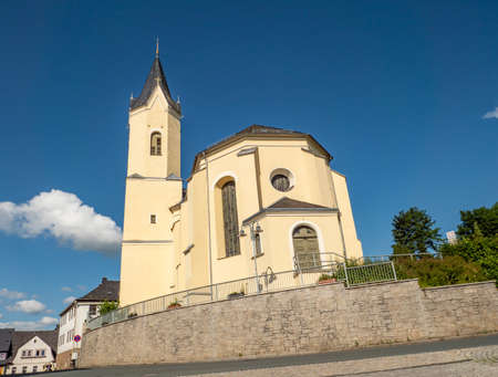 St. Michaelis in Bad Lobenstein Thuringia