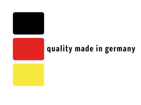 Germany logo isolated on white background