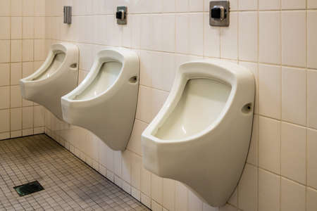 Urinals In The Modern Public Toilet