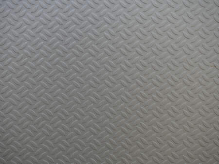 Background of Metal Diamond Plate in Silver Color Stock fotó