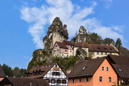 Tuechersfeld in Upper Franconia Germany