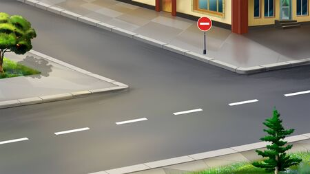 crossroads: Urban crossroads