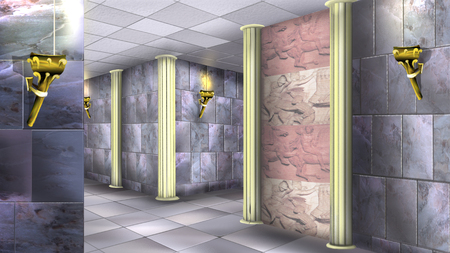 wonders: Marble Walls of the Ancient Maze 04