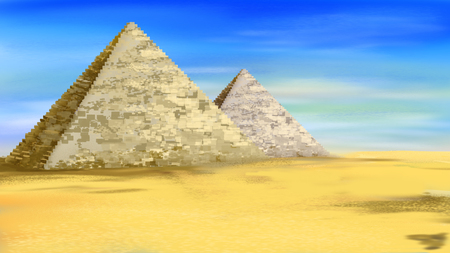 01: Pyramids of Egypt 01