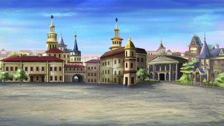rynek Starego Miasta Zdjęcie Seryjne