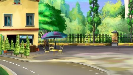 roadside: Roadside Cafe