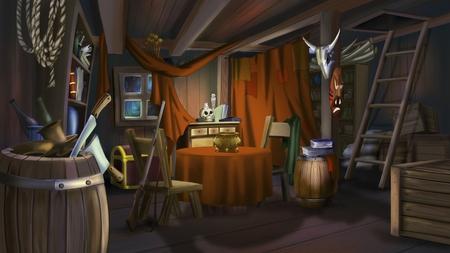 lair: Bandits House