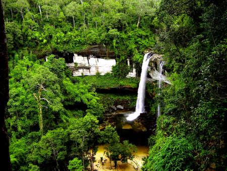 huay: Huay Lhuang Waterfall