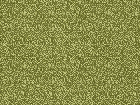 standard bild vintage tapeten muster in grn - Tapeten Muster