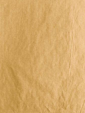 Simple � rayures de papier d'emballage en couleurs naturelles