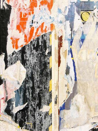 Affiche une texture mur grungy arri�re-plan  Banque d'images